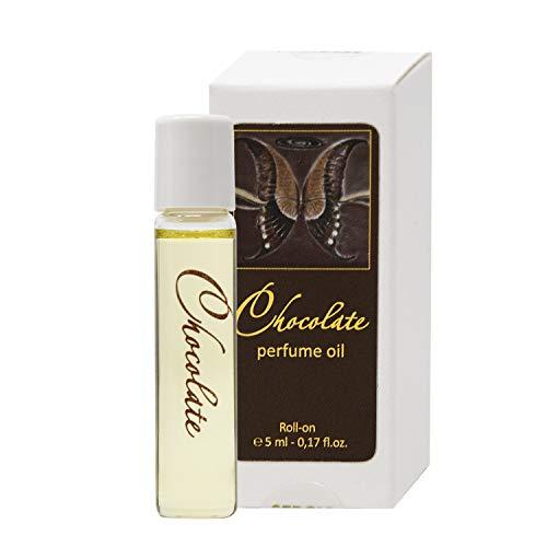 Aceite de perfume Chocolate para Mujeres 5 ml miniatura Roll