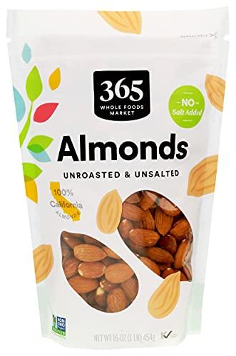 365 Everyday Value, Almonds, 16 oz