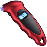 Warranty:Product have 6 Month* Warranty Register your warranty within 10 days of Purchase    Warranty Activation is Mandatory Backlit LCD display and Lighted nozzle for visibility in dimly light areas Designed to maintain correct tire pressure, reduc...