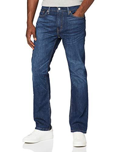 Levi's 513 Slim Straight Jeans, Tree Topper ADV, 33W / 32L Uomo