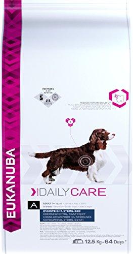 Eukanuba Daily Care Adulto - Alimento seco para perros con sobrepeso y...