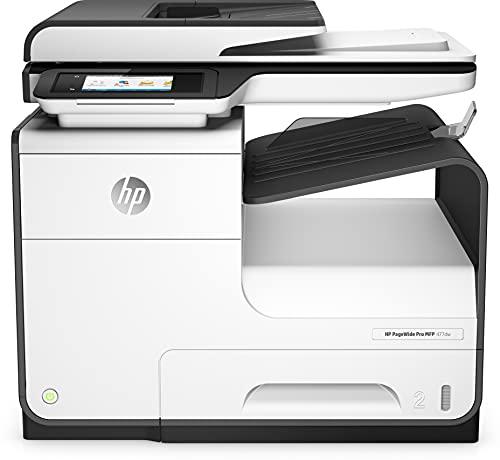HP PageWide Pro MFP 477dw D3Q20B, Impresora Multifunción Tinta,...