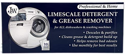 Indesit Proffesional & Home - Desincrustante de cal y detergente para lavadora y lavavajillas, 500 g
