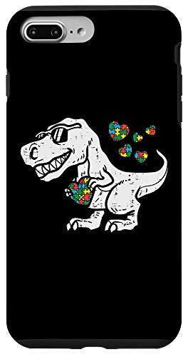 iPhone 7 Plus/8 Plus Trex Dinosaur Puzzle Dino Kids Autism...