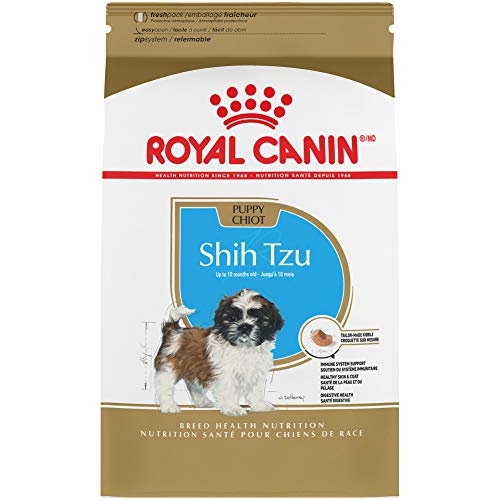 Royal Canin Shih Tzu Puppy Breed Specific Dry Dog...