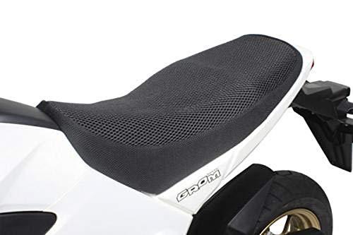 スペシャルパーツ武川 エアフローシートカバー ブラック 汎用 Mサイズ 510mmX860mm 09-11-0090