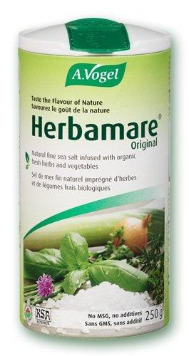 Herbamare®   Sal marina no refinada con plantas aromáticas