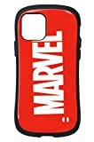 iFace First Class MARVEL iPhone 12/12 Pro ケース iPhone2020 6.1inch [ロゴ/レッド]