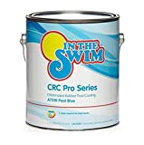 In The Swim CRC Pro-Series Chlorinated Rubber-Base Pool Paint - White 1 Gallon