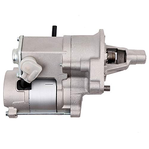 LSAILON 4686045AC Starter Replacement for 1999-2004 for Chrysler Town & Country 2000-2004 for Chrysler Voyager 1999-2004 for Dodge Caravan 1999-2004 for Dodge Grand Caravan 1999-2000 Plymouth Voyager