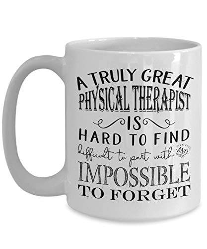 Physical Therapist Mug - Best Physical Therapy for Men or...