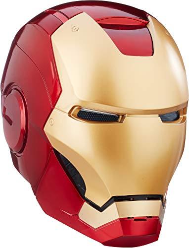 Casco electrónico coleccionable Marvel Legends Iron Man - Hasbro