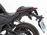 Hepco&Becker C-Bow - Soporte lateral para Yamaha YZF-R3, color negro