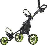 Caddytek CaddyLite 11.5 V3 3 Wheel Golf Push Cart - Superlite Deluxe, Lightweight, Easy to Fold...