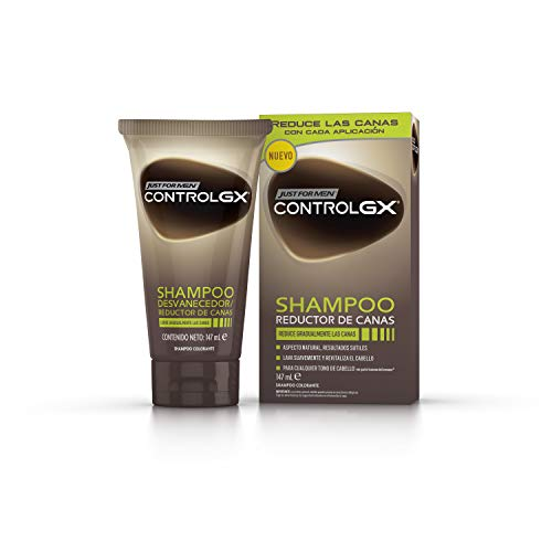 Just For Men, Control GX Champú. Reduce las canas gradualme
