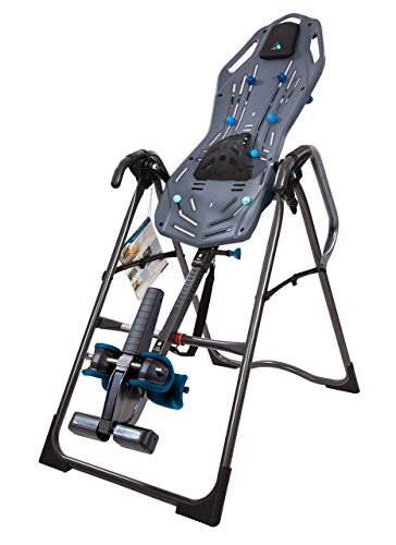 Teeter FitSpine X-Series Inversion Table, 2019 Model, Back Pain Relief Kit, FDA-Registered (X2) (Certified Refurbished)