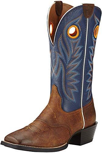 Ariat Herren Sport Outrider Western Cowboystiefel, Braun (braun), 47 EU
