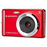 AGFA Photo Realishot DC5200 - Appareil Photo Numérique Compact (21 MP,...