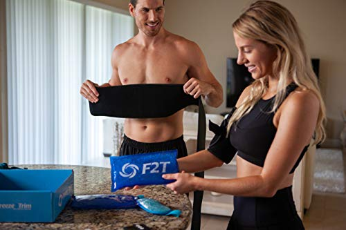 Freeze2Trim Ultimate Fat Freezing System - Designed to Trim Fat Cells at Home Convenient & Simple (Gold) 3