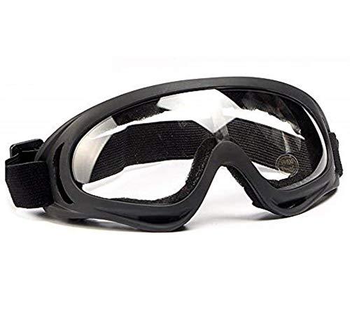 Occhiali protettivi di sicurezza LUFF, occhiali industriali Occhiali antinfortunistici antigraffio...