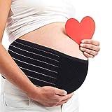 AIWITHPM Cinturón Apoyo Embarazada, Maternidad Faja, Premamá Banda - Aliviar el Dolor de Espalda,...