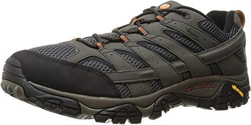 Merrell MOAB 2 GTX, Zapatillas de Senderismo Hombre, Gris (Beluga), 45 EU