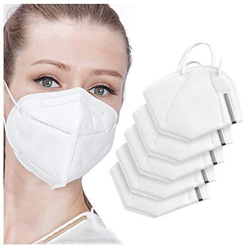 Safety FFP2/PM2.5, adatto per molte occasioni, adulti uomini e donne Protezione personale (20)
