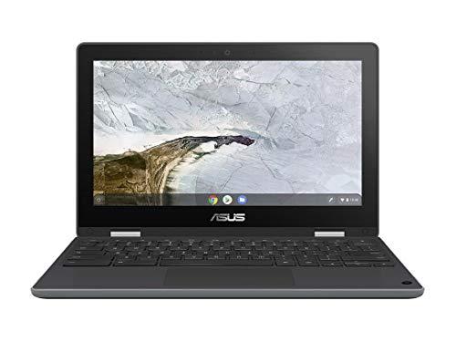 ASUS Chromebook Flip C214MA Gris 29,5 cm (11.6') 1366 x 768 Pixeles...