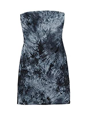Material: Stretchy and soft material, comfortable to wear Features: tie dye, strapless, sleeveless, above knee, mini length, slim fit, t-shirt dress Occasions: basic and classic summer dress, multipurpose dress, suit for different occasions such as c...
