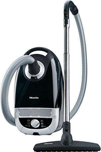 Miele Complete C2 Parquet Aspirapolvere, 550 watts, 4.5 litri, 79 decibels, Nero Ossidiana
