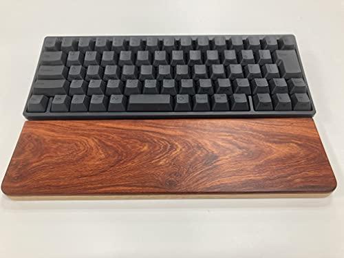 HHKB Professional HYBRID Type-S Japanese Layout / Ink, Wood Palm Rest Set (Rosewood)