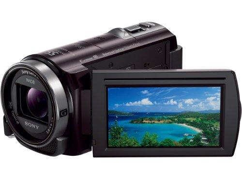 SONY フルハイビジョンビデオカメラ 32GBメモリー内蔵 メモリースティック/SD対応 HDR-CX430V/T