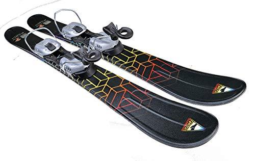GPO Snowblade Hot Stamp   Mini-Sci con Attacco GC-201   Lunghezza 99 cm   Big-Foot-Ski per Uomo e...