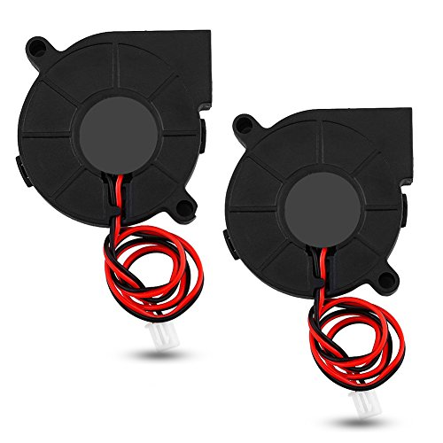 DC Blow Radial Cooling Fan