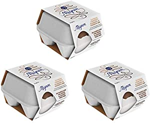 LACTOSE-, MILK- and GLUTEN FREE. SET OF 12 Migon eggs in three boxes of four each Free expedited shipment upgrade where available