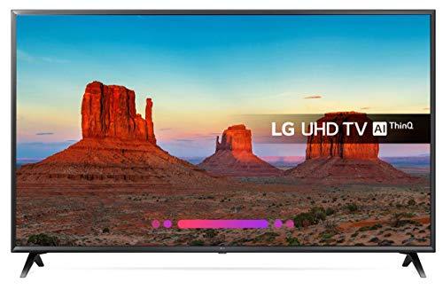 LG 55UK6300MLB televisore 139,7 cm (55') 4K Ultra HD Smart TV Wi-Fi Nero