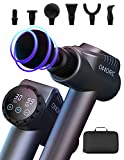 Massage Gun Deep Tissue, Percussion Muscle Massager, Handheld Electric Massager for Athletes...