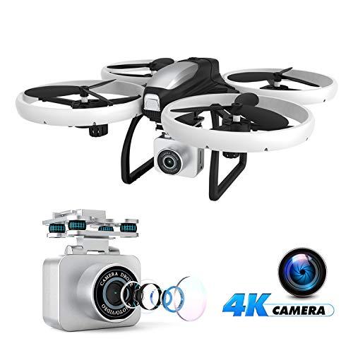EACHINE E020 Drone con Telecamera 4K HD Grande Fotografia Aerea Controllo App RTF Batteria di Grande capacità