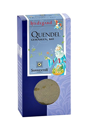 Sonnentor Quendel gemahlen Hildegard, 2er Pack (2 x 30 g) - Bio