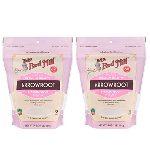 Arrowroot Starch/Flour