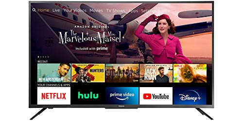 Toshiba TF-32A710U21 32-inch Smart HD TV - Fire TV Edition