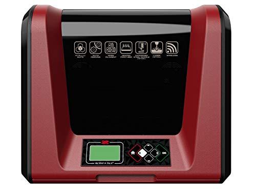 XYZプリンティング 3Dプリンター [ダヴィンチJr. Pro X+] ABS使用可 造形サイズ175×175×175mm オープンフィ...