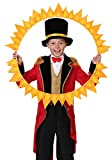 Circus Ring of Fire Hoop Standard