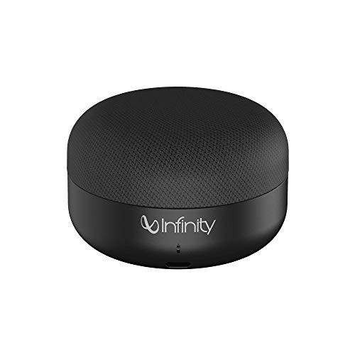 Infinity Fuze Pint by Harman (JBL, HK, Infinity), Wireless Ultra Portable Mini Speaker with Mic,...