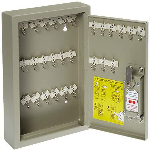 Kidde 001795 Combination TouchPoint Entry Key Locker, Clay, 30