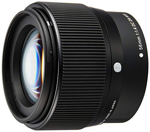 SIGMA 56mm F1.4 DC DN   Contemporary C018   Canon EF-Mマウント用 APS-Cサイズ ミラーレス専用