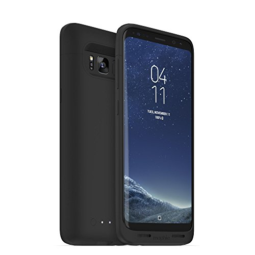 Review Mophie Galaxy S8 2 950mah Battery Case Charger Harbor Creators of the original juice pack battery. mophie galaxy s8 2 950mah battery case