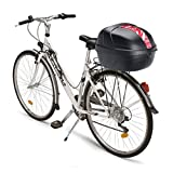 Givi CY25N Vélo-Topcase Bici 25 LTR. Noir uni, Capacité Max. de...