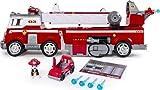 Paw Patrol - 6043989 - Jeu enfant - Camion de Pompiers Ultimate Rescue - La Pat'...