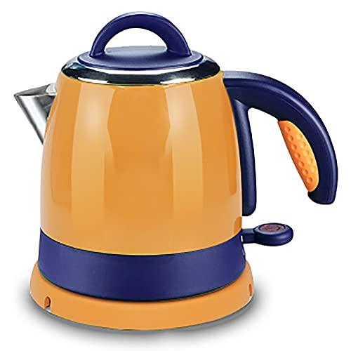 EYCIEROT 1000W Wasserkocher Wasserkocher für Tee Kaffee Schnellkochender Warmwasserbereiter Automatische Abschaltung Abnehmbare Basis Rostfreier Stahl